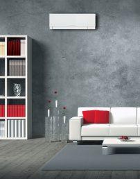 Klima Mitsubishi EF42VE za večje prostore ali majhna stanovanja
