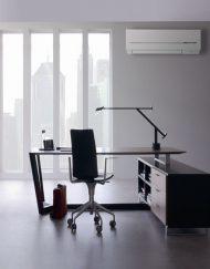 Mitsubishi SF42VE je klima za večje prostore in pisarne
