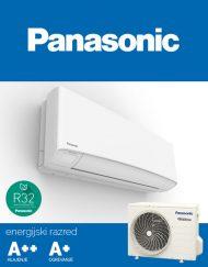 Panasonic KIT-Z15SKEM klimatska naprava , R32 plin, inverter