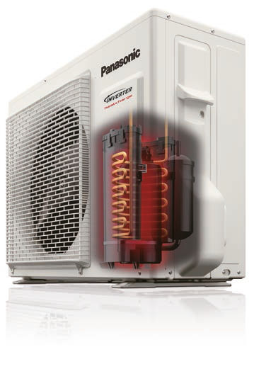 Panasonic Heatcharge