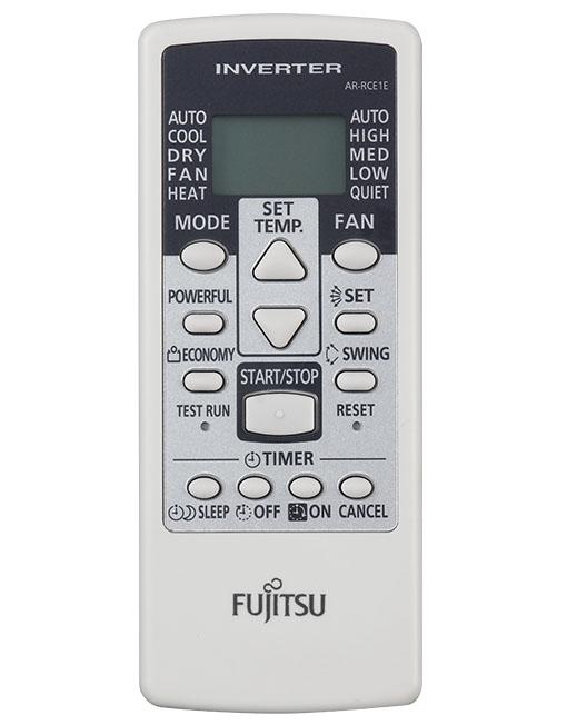 Daljinski upravljalnik za klimo Fujitsu