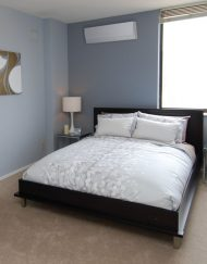 Klimatska naprava Fujitsu ASYG07LLCE / AOYG07LLCE za majhne prostore, kot so spalnice