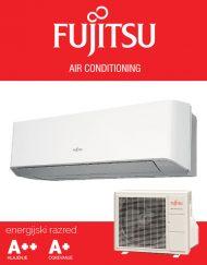 Fujitsu ASYG07LMCE AOYG07LMCE klimatska naprava, A++ hlajenje