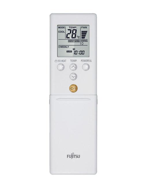 Daljinski upravljalnik za klimo Fujitsu ASYG07LUCA