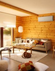 Klimatska naprava Fujitsu ASYG09LLCE / AOYG09LLCE za bivalne prostore srednjih velikosti in manjša stanovanja