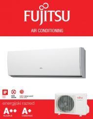Fujitsu ASYG14LUCA / AOYG14LUC klimatska naprava, A++ hlajenje