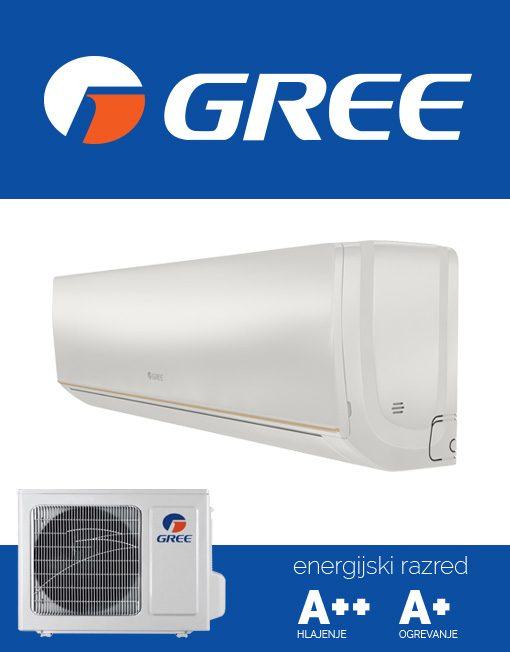 GREE BORA 25 klimatska naprava