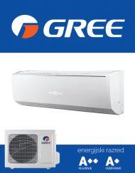 Klima Gree Lomo 35 GWH12QC-K3DNB6G