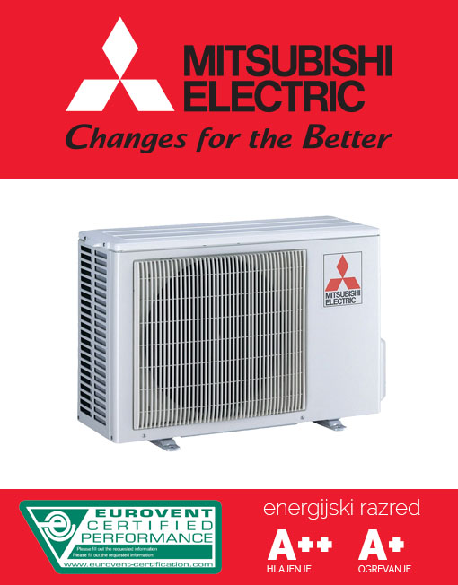 Mitsubishi Electric MXZ-2D53VAH multi split klimatska naprava