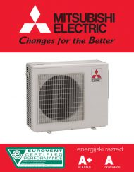 MXZ-3E68VA klimatska naprava za 3 notranje enteo, A++ hlajenje