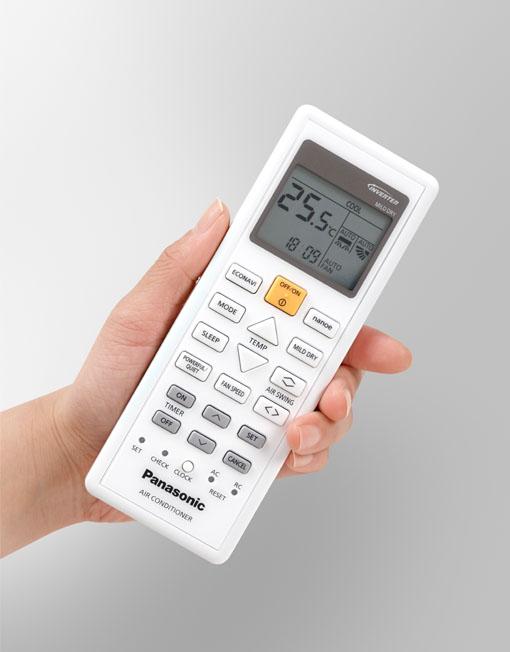 Klima daljinski upravljalnik Panasonic KIT-Z7SKEM