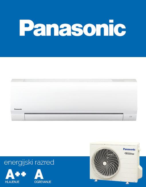 Panasonic KIT-KE50TKE klimatska naprava, standard inverter