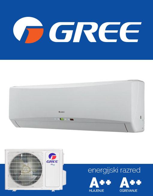 Gree GWH12TB-S3DNA2D Hansol 35 klima za dom