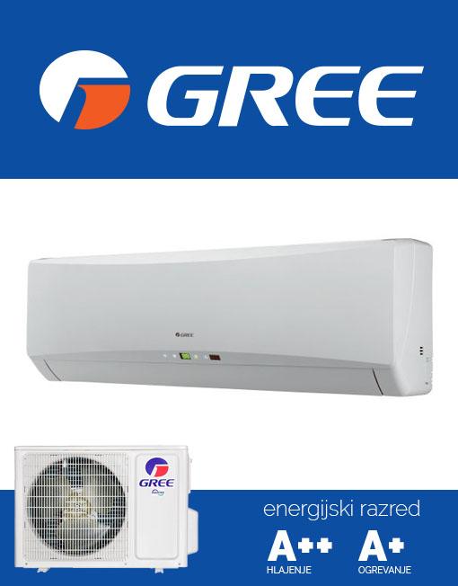 Gree GWH18TC-S3DNA2D Hansol 50 klima za dom