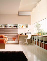 Hitachi Eco Comfort, klima za otroško sobo, klima za mladinsko sobo