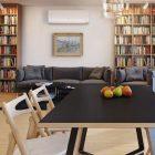 Hitachi Eco Comfort, klima za celo stanovanje, klima za dnevno sobo