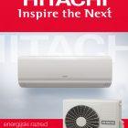Hitachi klimatska naprava Eco Comfort moči 5,0kW