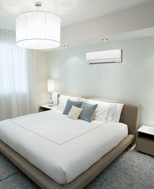 Mitsubishi Electric DM35VA klimatska naprava v spalnici - MSZ-DM35VA in MUZ-DM35VA