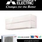 Klimatska naprava MSZ-LN Luxury, A+++ hlajenje, A+++ ogrevanje