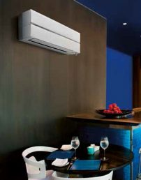Klimatska naprava Mitsubishi Electric LN Luxury za najbolj zahtevne kupce