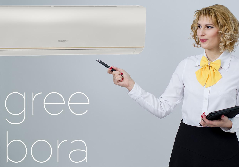 Gree Bora, novo 2018