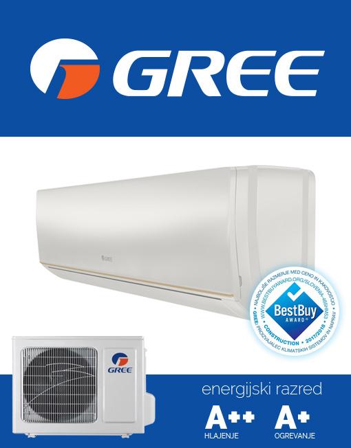 GREE BORA 35 klimatska naprava