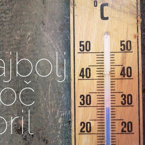Vročina, poletje, rekordna vročina, vročinski rekord
