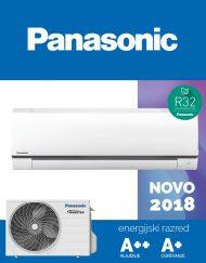 Panasonic KIT-FZ35-UKE klima