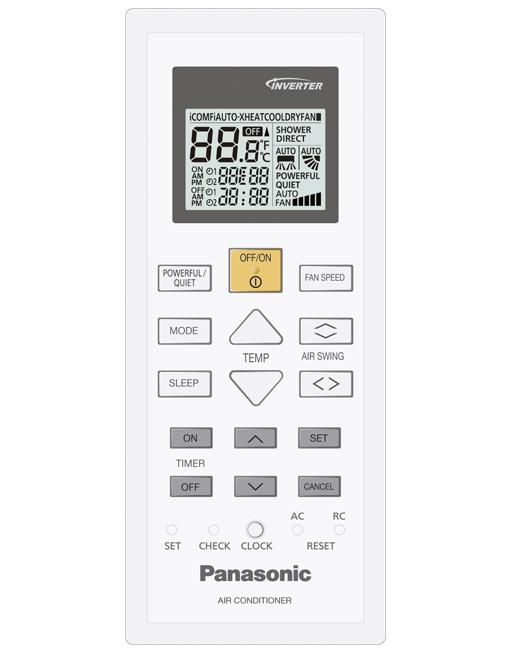 Panasonic KIT-FZ50-UKE daljinec