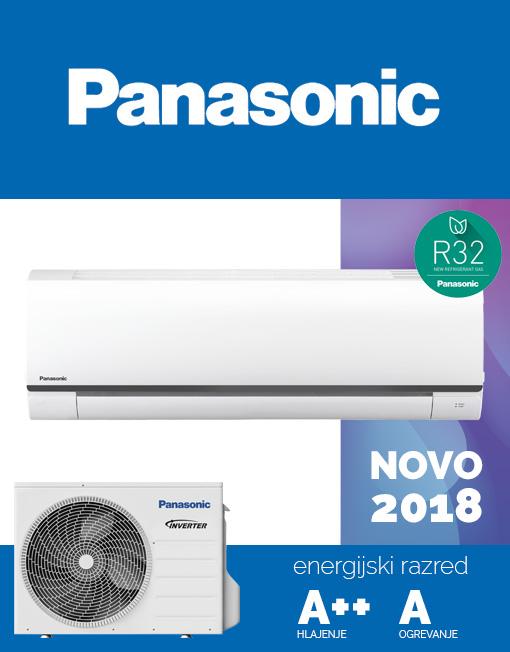 Panasonic KIT-FZ50-UKE klima