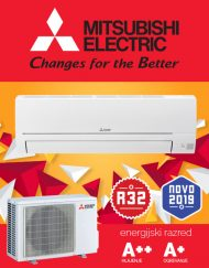 Mitsubishi Electric HR42VG klima, MSZ-HR42VF, MUZ-HR42VF