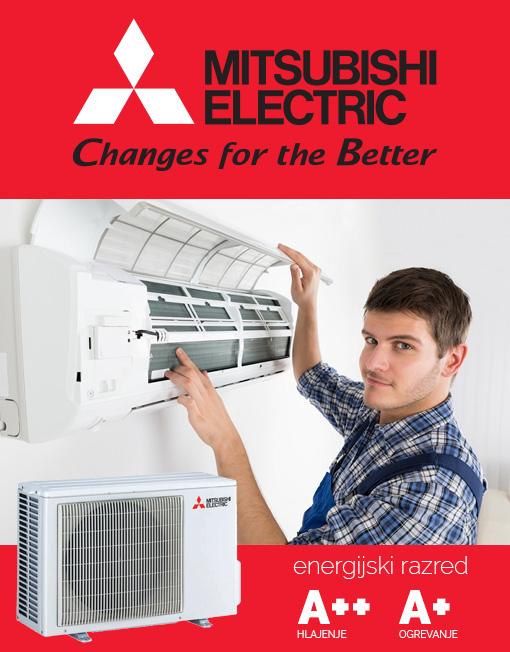 HR42VF, klimatska naprava, klima mitsubishi electric, MSZ-HR42VF, MUZ-HR42VF