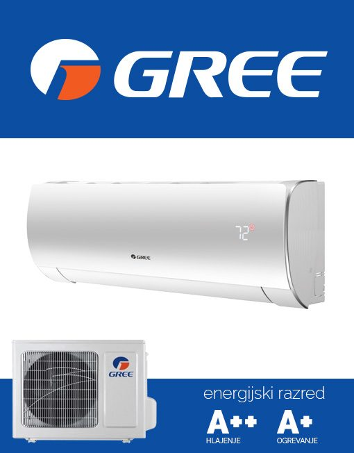 GREE Fairy 25, klima, klimatska naprava, WiFi, klima akcija